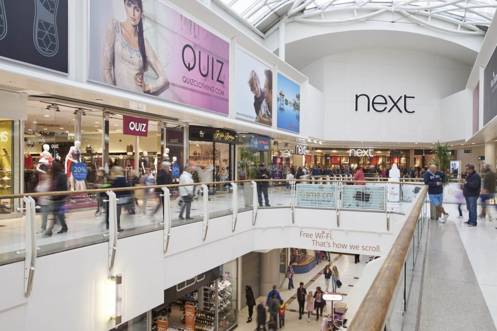 Braehead Shopping and Leisure Centre